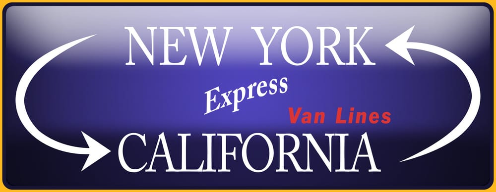 Moving Companies- California New York Nyc/ca/la