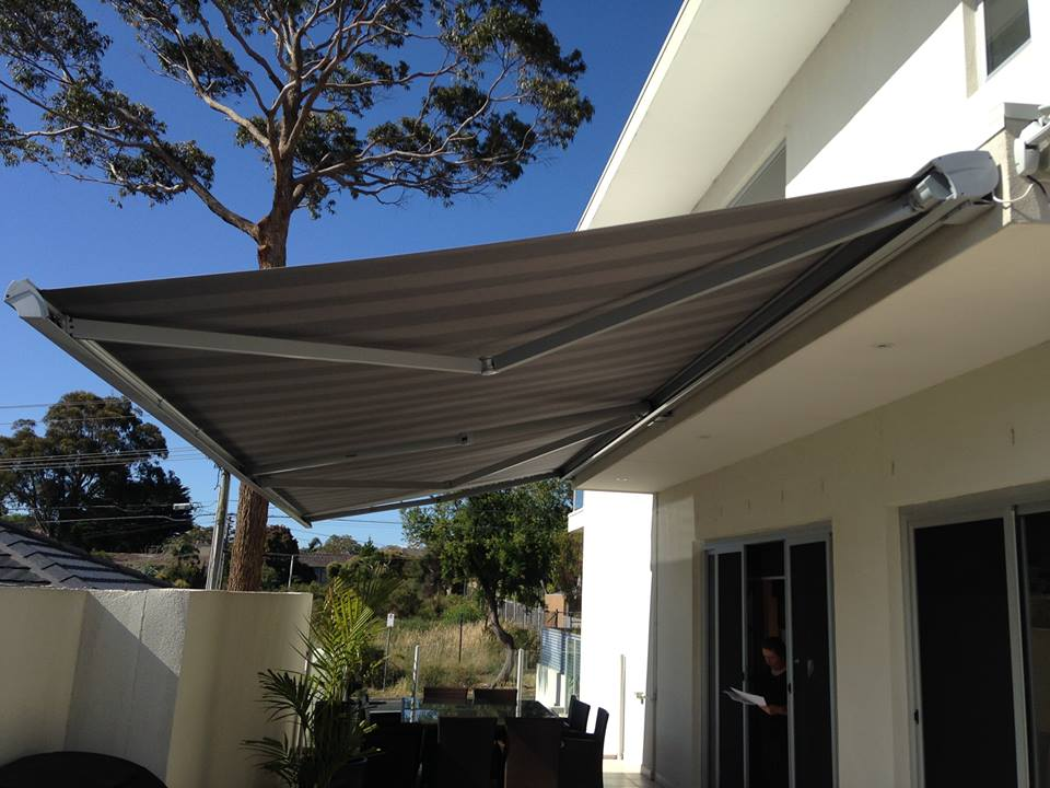 Soltex - Folding Arm Awnings Perth