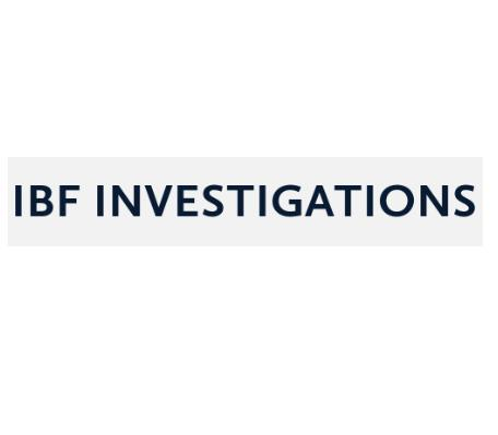 IBF INVESTIGATIONS
