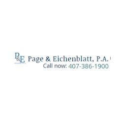 Page & Eichenblatt, P.A.
