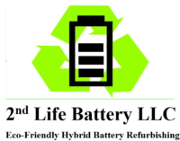 2nd Life Battery LLC - Hybrid Battery Refurbishing Company