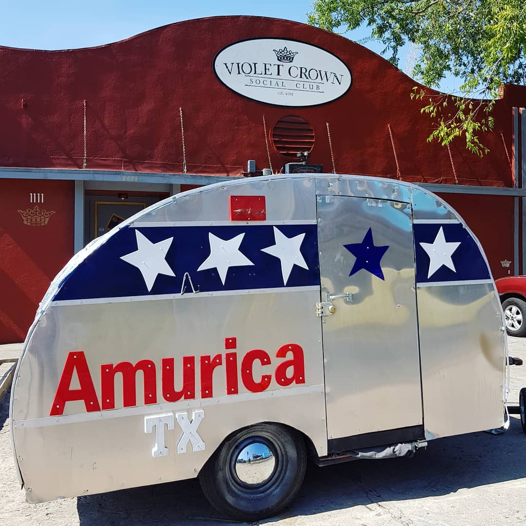 Amurica TX Photo Booth