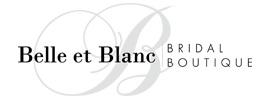 Wedding Dresses Melbourne - Belle et Blanc