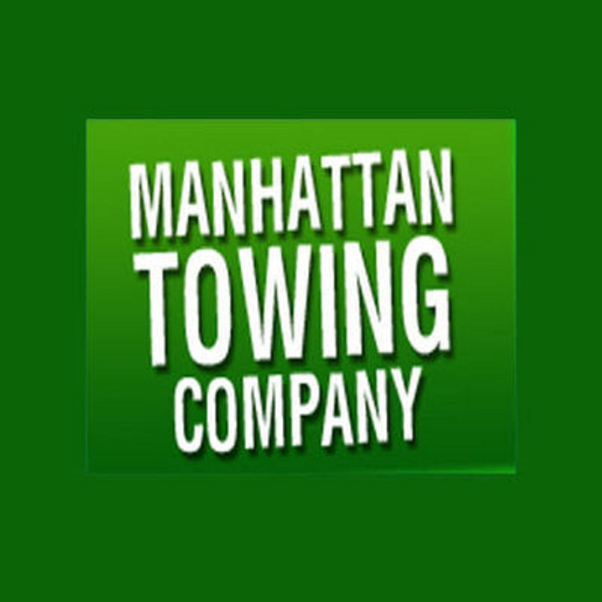 Manhattan Towing Company