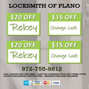 Locksmith Plano TX