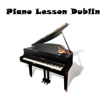 Piano lesson Dublin