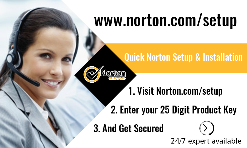 Norton.com/Setup - How to Download & Install Norton Setup