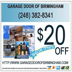 Garage Door Of Birmingham