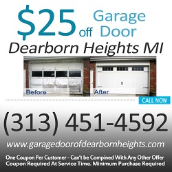 Garage Door of Dearborn Heights