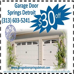 Garage Door Springs Detroit