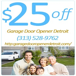 Garage Door Opener Detroit