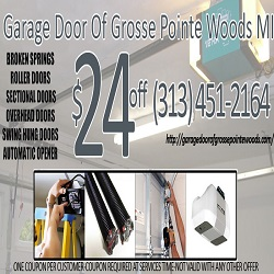 Garage Door Of Grosse Pointe Woods