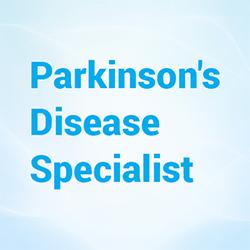 Parkinson's Disease Specialist
