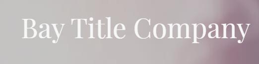 Bay Title Company