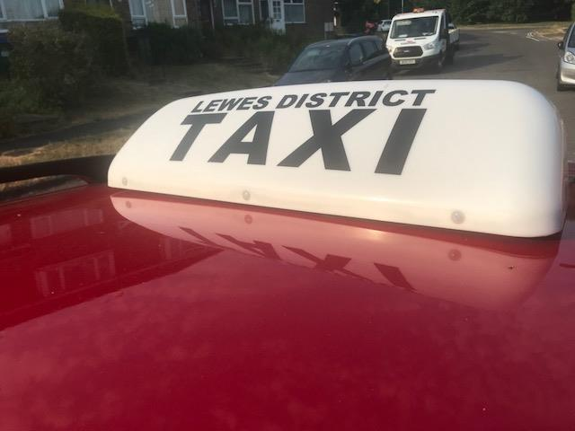 Lewes Station Taxis