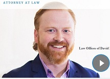 w Offices of David M. White Attorney at Law
