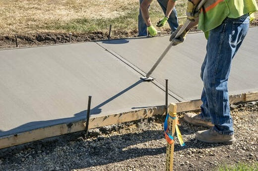 Albany Concrete Contractors