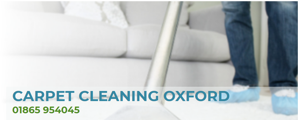 Carpet Cleaning in Oxford
