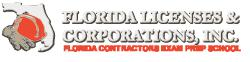 Florida Licenses and Corporations