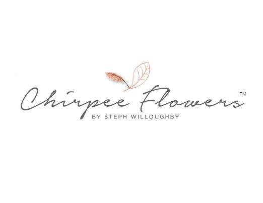 Chirpee Flowers by Steph Willoughby