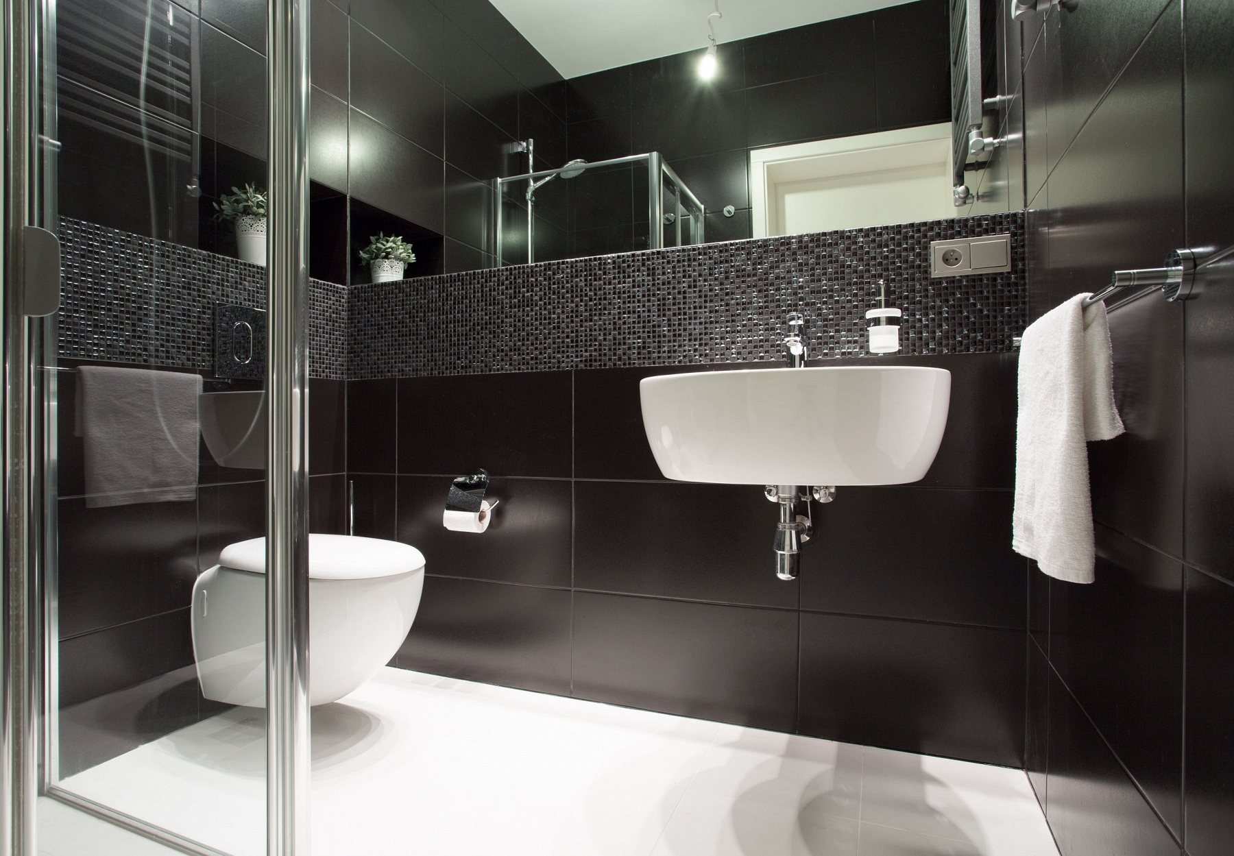 Modern Bathroom Remodel And Renovation San Jose