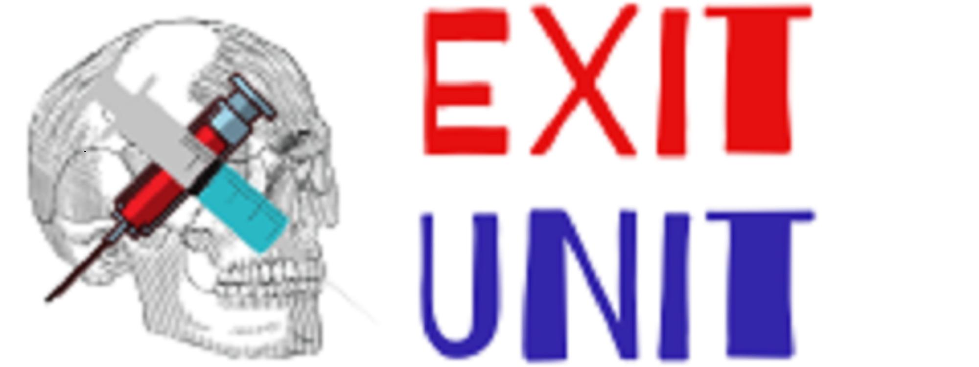 EXIT UNIT the Nembutal Shop