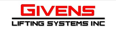 Givens Lifting Systems Inc.