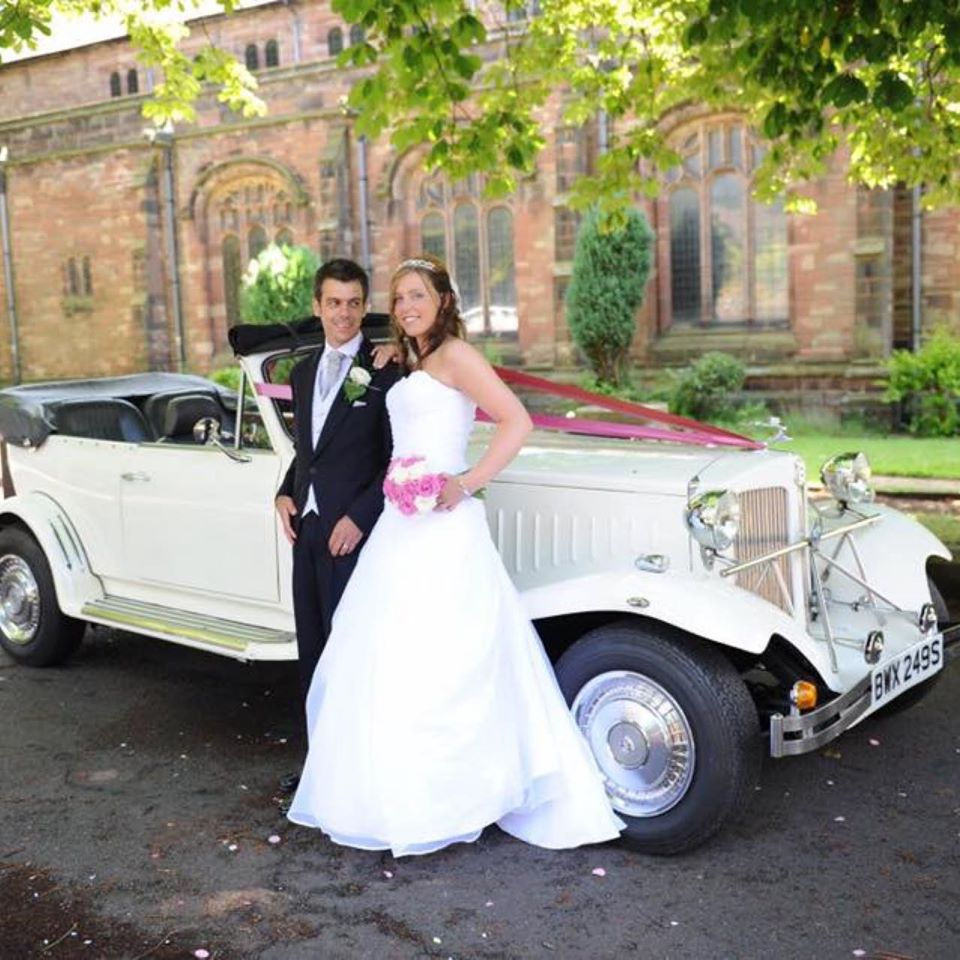 Kent and Coastal Wedding Cars