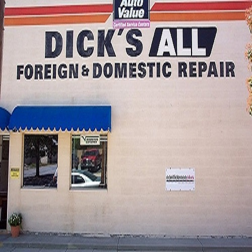 Dicks All Auto Repair