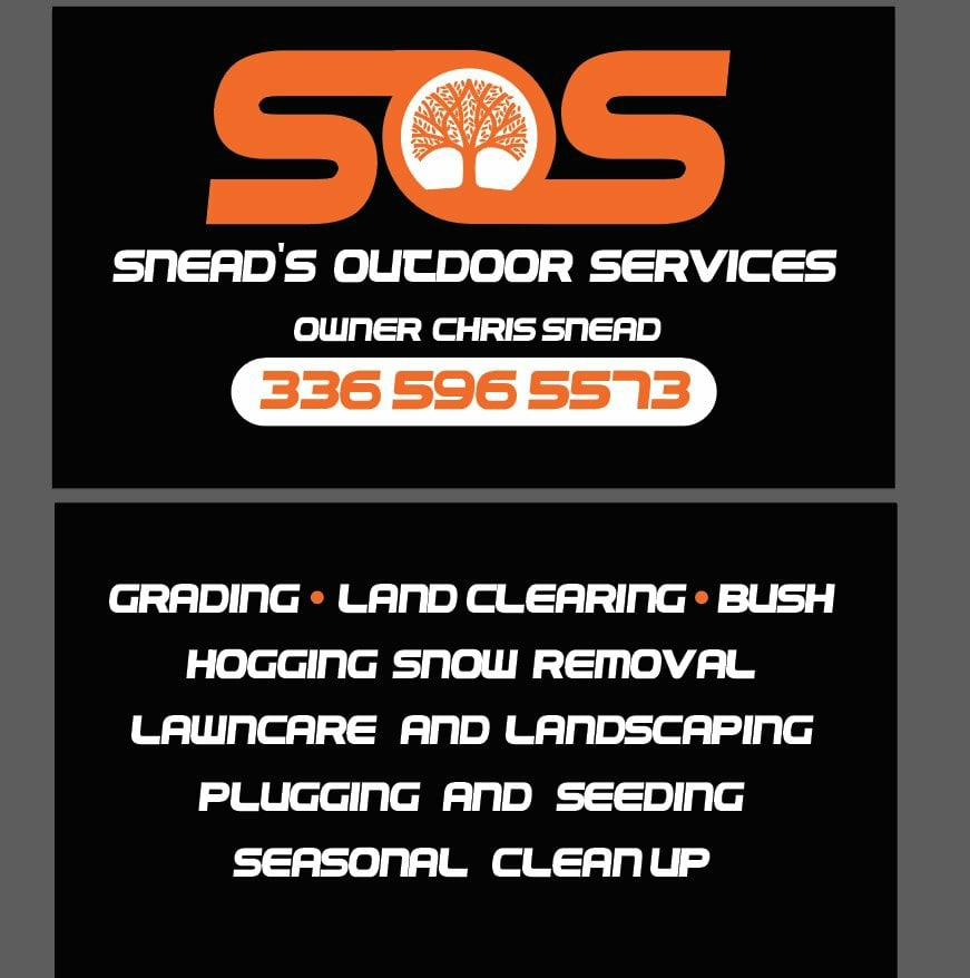 Sneads Outdoor Services LLC