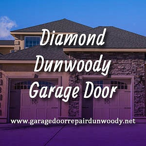 Diamond Dunwoody Garage Door