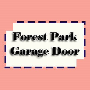 Forest Park Garage Door