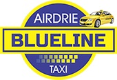 Blueline Airdrie Taxi City Cab