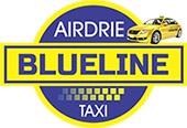 Blueline Airdrie Taxi City Cab