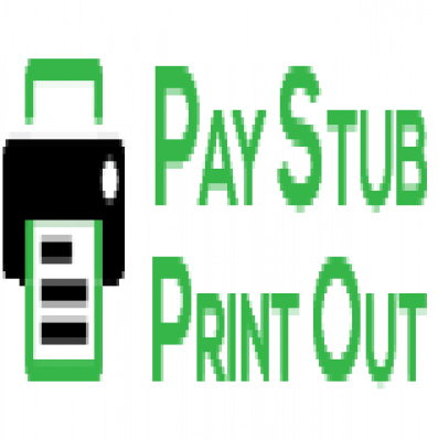 Pay Stub Maker - Pay Stub Print Out