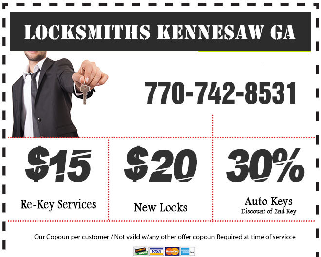 Locksmiths Kennesaw GA