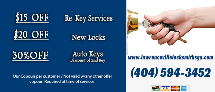 Lawrenceville Locksmiths GA