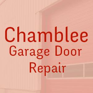 Chamblee Garage Door Repair