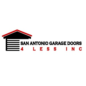 San Antonio Garage Doors 4 Less Inc
