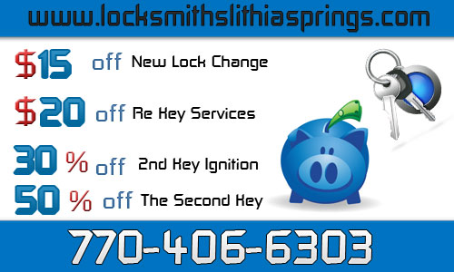 Locksmiths Lithia Springs