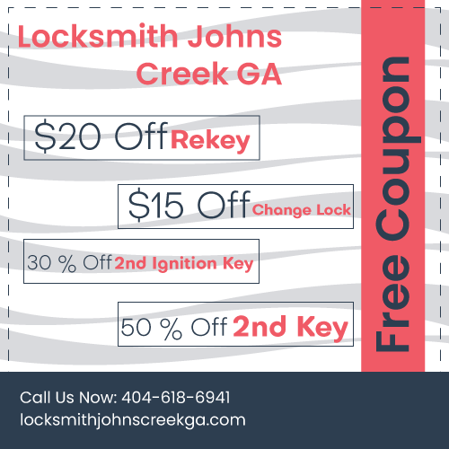 Locksmith Johns Creek GA