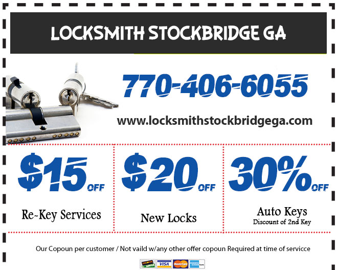 Locksmith Stockbridge GA