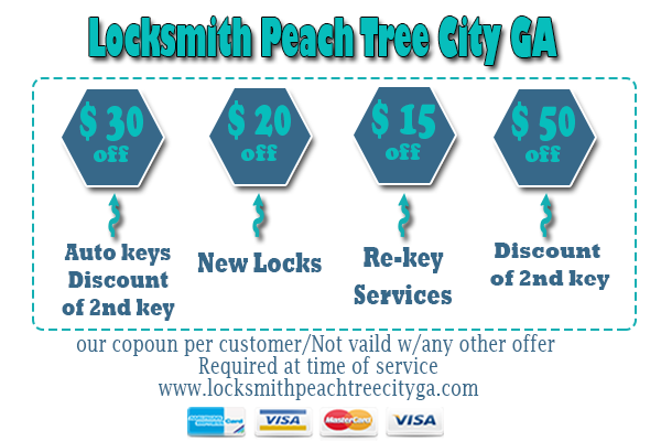 Locksmith Peach Tree City GA