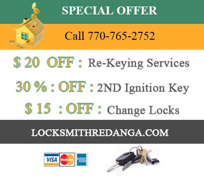 Locksmith Redan GA