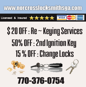 Norcross Locksmiths GA