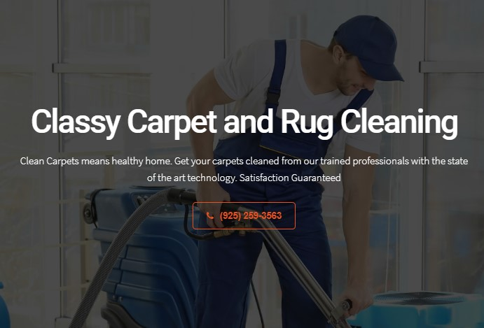 Classy Carpet and Rug Cleaning