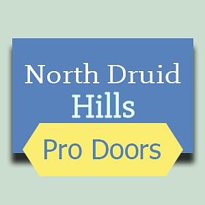 North Druid Hills Pro Doors