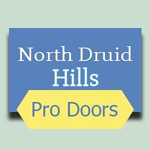 North Druid Hills Pro Doors