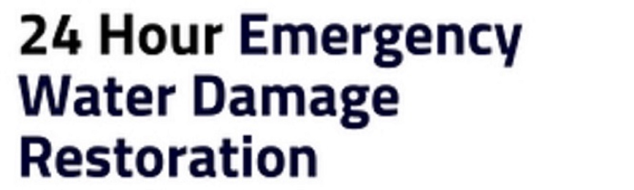 24 hour Water Damage Restoration Long Island