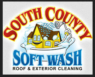 South County Soft Wash roof and exterior cleaning
